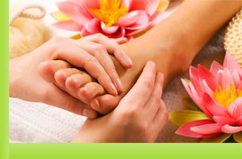 Fussreflexzonen Massage Ausbildung in Berlin