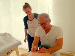 Wellness Massage Kurs in Berlin, massieren lernen